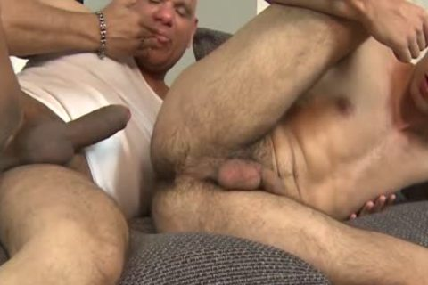 young Uncut non-professional Barebacked By daddy